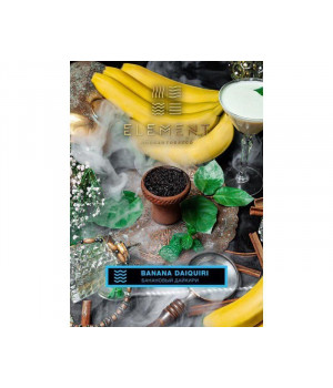 Табак Element Вода Banana daiquiri 250гр