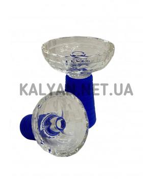 Чаша Yahya Diamond Синяя
