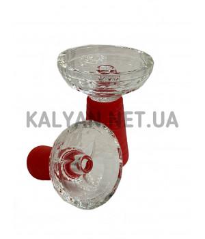 Чаша Yahya Diamond Красная