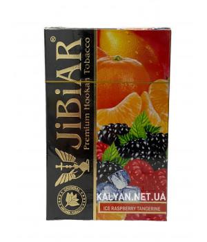 Табак JIBIAR Ice Raspberry Tangerine (Малина Мандарин Лед) 50 гр