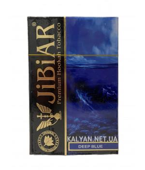 Табак JIBIAR Deep Blue (Дип Блю) 50 гр