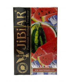 Табак JIBIAR Ice Watermelon (Арбуз Лед) 50 гр