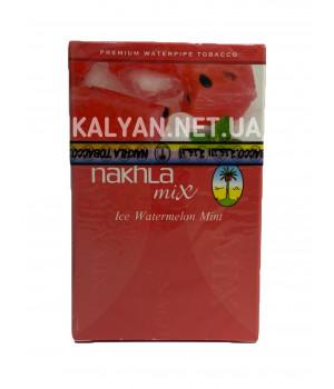 Табак Nakhla Mix Ice Watermelon Mint (Арбуз Мята Лед ) 50гр