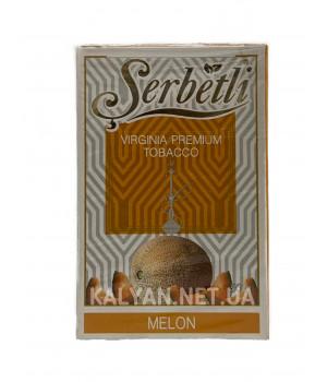 Табак Serbetli Melon (Дыня) 50гр ДО 11/2020