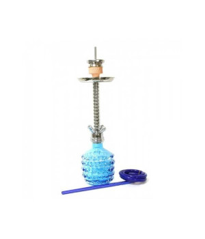 Кальян AMY Deluxe 022 BU-BU (Синий)