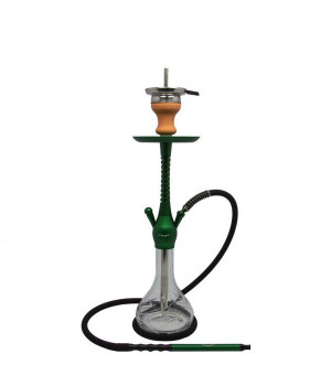 Кальян Jaamboo AL-9 (Зеленый)
