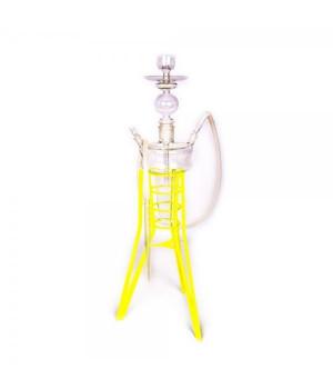 Кальян LEX Hookah Meduse (Желтый)