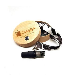 Персональный Мундштук Sunpipe Mini на ленте (Black)
