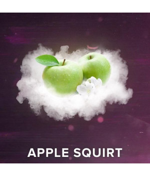 Табак 4:20 Dark Line Apple Squirt (Яблоко) 100 гр