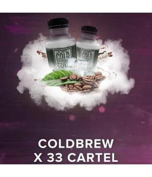 Табак 4:20 Dark Line Coldbrew x 33 Cartel (Холодный Картель 33) 125 гр
