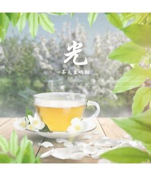 Табак 4:20 Tea Line Jazz Tea (Жасмин) 125 гр