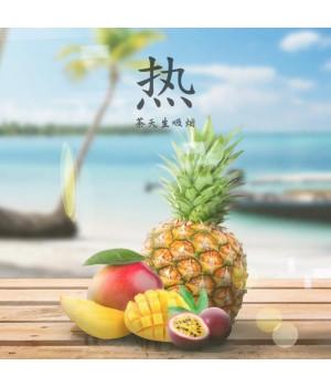 Табак 4:20 Tea Line Tropic Samurai (Манго Ананас Маракуйя) 125 гр