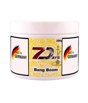 Табак 7 Days Bang Boom (Нектарин) 200гр