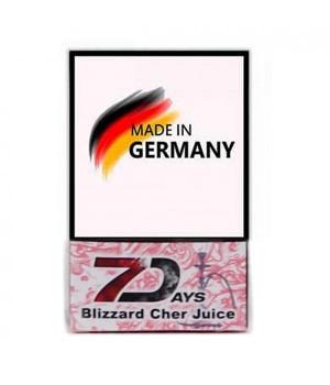 Табак 7 Days Blizzard Cher Juice (Ледяной вишневый сок) 50 гр