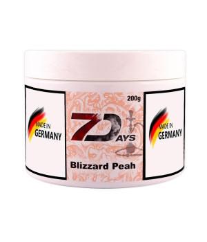 Табак 7 Days Blizzard Peah (Персиковый Взрыв) 200 гр