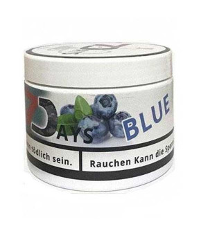 Табак 7 Days Blue (Черника) 200гр