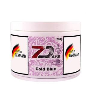 Табак 7 Days Cold Blue (Черника со Льдом) 200гр