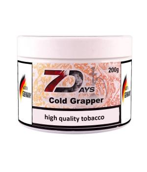 Табак 7 Days Cold Graper (Грейпфрут со Льдом) 200гр