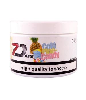 Табак 7 Days Cold Pine-Candy (Ананасовые Леденцы с Мятой) 200гр