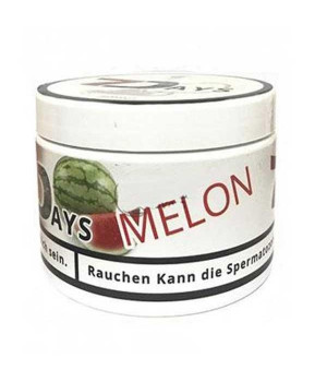 Табак 7 Days Melon (Арбуз) 200гр