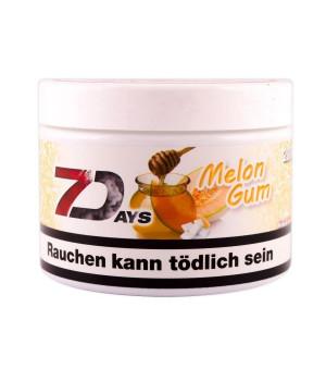 Табак 7 Days Melon Gum (Дыня Мед Жвачка) 200гр