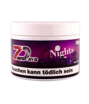 Табак 7 Days Nights (Мята Фисташка) 200гр