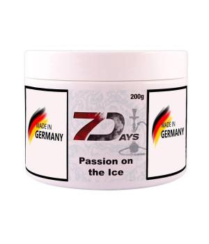 Табак 7 Days Passion on Ice (Ледяная Маракуйя) 200гр