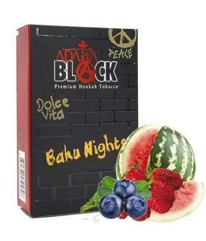 Табак Adalya Black Baku Nights (Баку Ночи) 50гр
