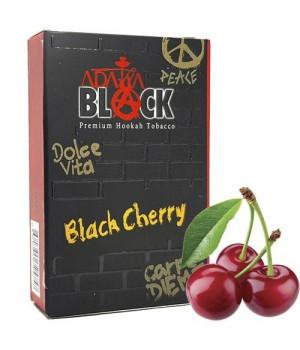 Табак Adalya Black Black Cherry (Вишня) 50гр