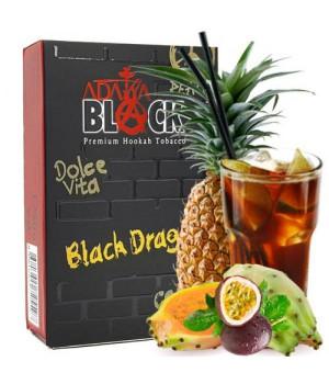 Табак Adalya Black Dragon (Драгон) 50гр