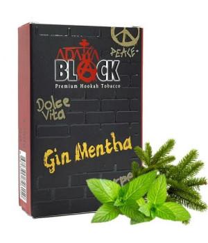 Табак Adalya Black Gin Mentha (Джин Мята) 50гр