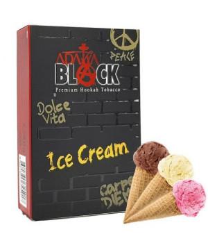 Табак Adalya Black Ice Cream (Мороженое) 50гр