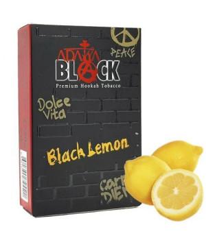 Табак Adalya Black Lemon (Лимон) 50гр