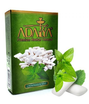 Табак Adalya Chewing Gum Mint (Жвачка Мята) 50гр