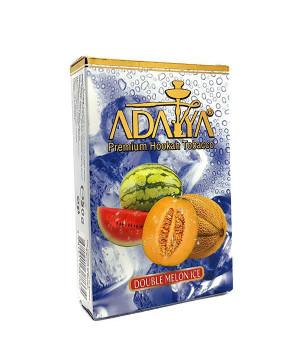 Табак Adalya Double Melon Ice (Дыня Арбуз Лед) 50гр