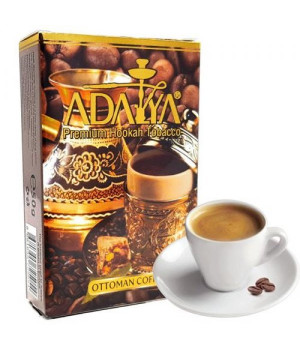 Табак Adalya Ottoman Coffee (Османский Кофе) 50гр