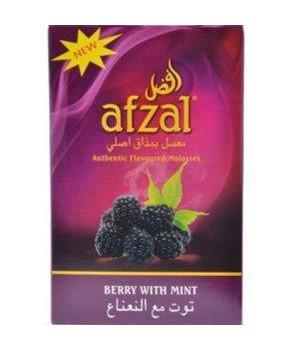 Табак Afzal Berry with Mint (Ягоды с Мятой) 50гр