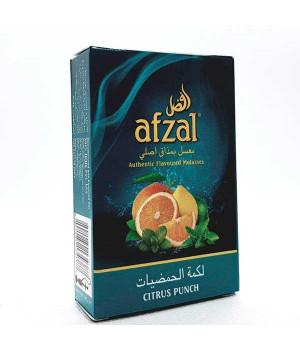 Табак Afzal Citrus Punch (Цитрусовый Пунш) 50гр