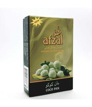 Табак Afzal Coco Pan (Кокос со Специями) 50гр