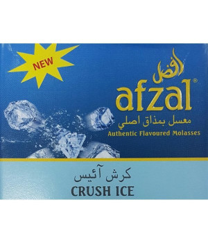 Табак Afzal Crush Ice (Кусочки Льда) 50гр