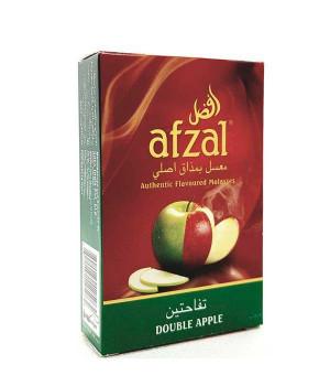 Табак Afzal Double Apple (Двойное Яблоко) 50гр