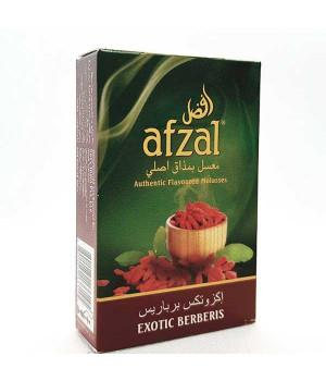 Табак Afzal Exotic Berberis (Барбарисовые Конфеты) 50гр
