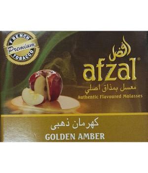 Табак Afzal Golden Amber (Золотой Янтарь) 50гр