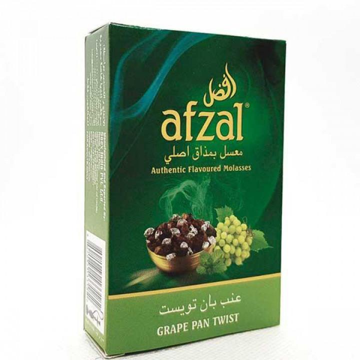 Купить Табак Afzal Grape Pan Twist (Индийский Виноград) 50гр Киев и Украина Оптом и в розницу