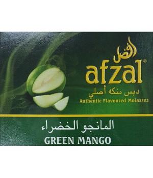 Табак Afzal Green Mango (Зеленый Манго) 50гр