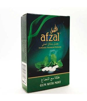 Табак Afzal Gum with Mint (Мятная Жвачка) 50гр