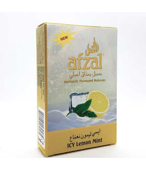 Табак Afzal Ice Lemon Mint (Лимон Мятой Лед) 50гр