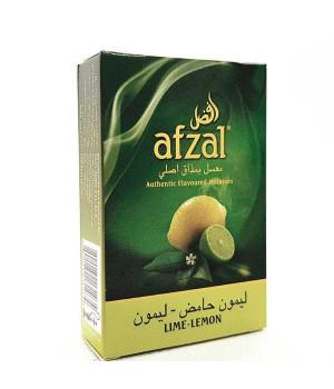 Табак Afzal Lime Lemon (Лайм и Лимон) 50гр