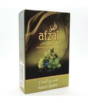Табак Afzal Minty Grape (Виноград с Мятой) 50гр
