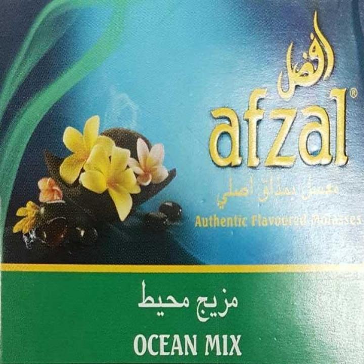 Купить Табак Afzal Ocean Mix (Черника Ваниль Пряности) 50гр Киев и Украина Оптом и в розницу
